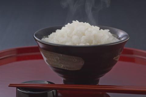 炊きたての白米