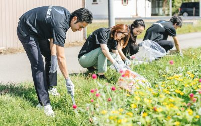 地域の環境整備